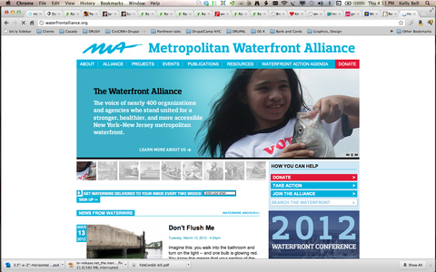 waterfrontalliance.org